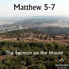 Matthew 6:19-24 - Jesus on Materialism