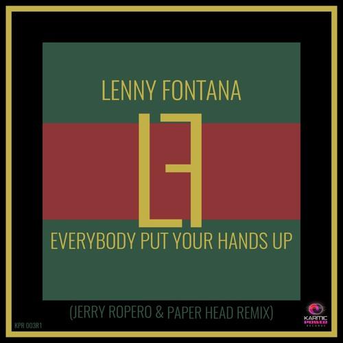 KPR 003R1 Lenny Fontana - Everybody Put Your Hands Up