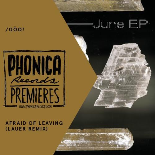 Phonica Premiere: /GÖO! - Afraid Of Leaving (Lauer Remix) [MUSEX - FARMWAY]