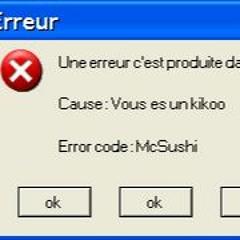 Windows Error (Rap)