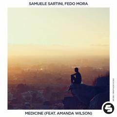 Samuele Sartini, Fedo Mora - Medicine (Ft. Amanda Wilson)
