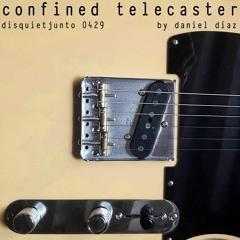 Confined Telecaster (disquiet0429)
