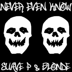 Never Even Know Feat. Blonde