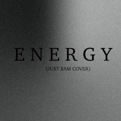 Energy (LoFi Cover)
