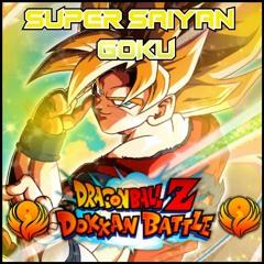 LR INT Super Saiyan Goku OST(Dokkan: Phoenix) [DRAGON BALL Z: DOKKAN BATTLE]