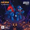Pegboard Nerds - Hero (feat. Elizaveta) [Infected Mushroom Remix]