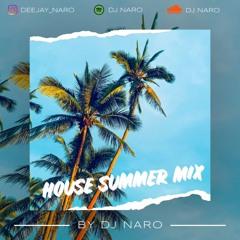 DJ Naro - House Summer Mix