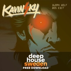 Free Download: Kavinsky - Nightcall (Bjorn Wolf 80s Edit)