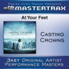 At Your Feet - High without background vocals ([Performance Track])