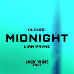 Alesso - Midnight (Jack Wins Remix) [feat. Liam Payne]