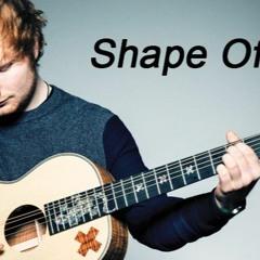 Ed Sheeran - Shape Of You Unplugged Female Cover | Made with ❤ | #EdSheeran | #ShapeOfYou |