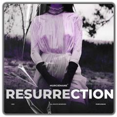 "[FREE] BONES x Night Lovell x Yung Lean Type beat - ""RESURRECTION"""