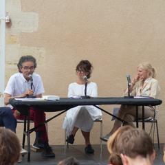 La puissance du poème - Simona Crippa, Marie Cosnay, Emmanuel Lascoux - Littérature en jardin 2021