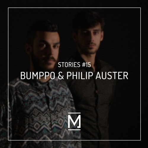 Metrica Stories #15 Bumppo & Philip Auster
