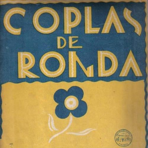 Coplas de Ronda (1929)