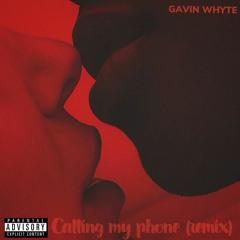 Calling My Phone (Lil Tjay x 6Lack Remix)