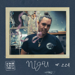 """Niju presents """"bazar des émotions"""" Afterhour Sounds Podcast Nr. 224"""