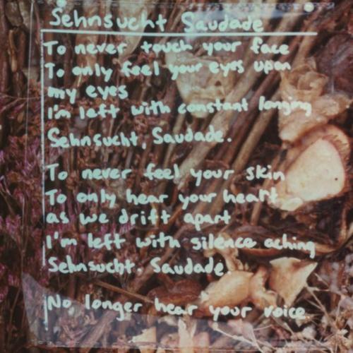 Sehnsucht Saudade_commentary