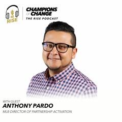 Anthony Pardo, MLB Director of Partnership Activation