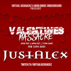Virtual Kickbackz X Worldwide Underground   Valentines Massacre mix