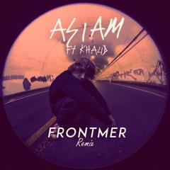 Justin Bieber ft. Khalid - As I Am (Frontmer Remix)