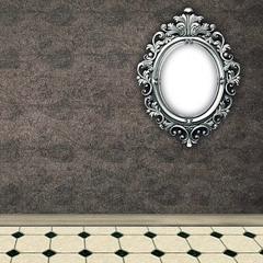 Miroir Techno Room
