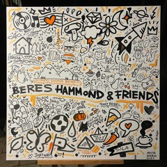 2021-08-18 Beres Hammond & Friends / Selection by Panza & Live Freestyle Drawing by Mr.Mark