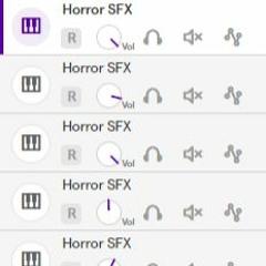 A beat made using horror sfx (prod. by Johnaveli)