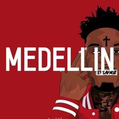 21 Savage x Metro Boomin Type Beat - MEDELLIN | Prod. BO Beatz