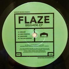 Flaze - Brigade EP (ER011)