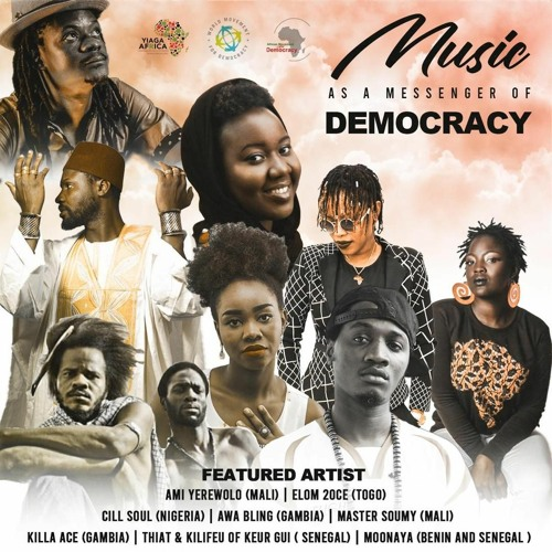 Music as a Messenger of Democracy