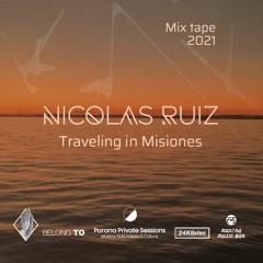 ❉ Nicolas Ruiz - Traveling In Misiones - 10.05.2021