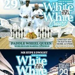 LOVELINE MUZIK JUGGLING AT WHITE PON TOP A WHITE CRUISE AUG 29th 2021