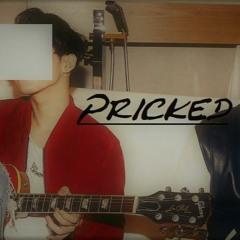 PRICKED 위너 da -un cover
