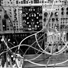 fissure a la monotonie/ Modular  synthesizer