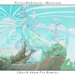Porter Robinson - Musician (Garth Adam Psy Remix)