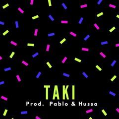 """EloMaker - """"TAKI"""" - FREESTYLE - #TAKICHALLANGE - Prod. Pablo & Hussa"""