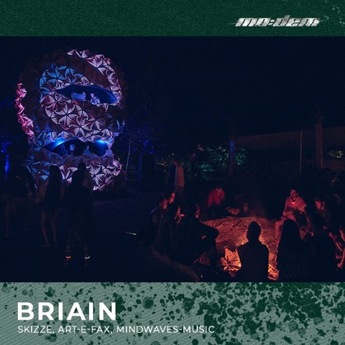 MO:DEM TRANSMISSION #004 | BRIAIN