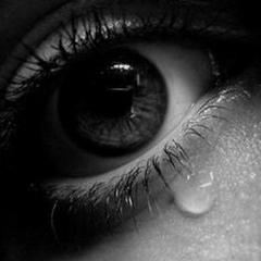 Tears of joy ......