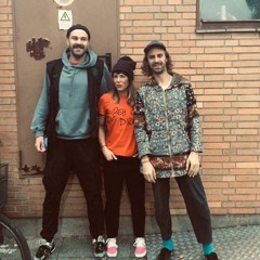 OK Jones & Jen Katan - THF Radio, Berlin 17.10.21 w/ special guest Mat Fink