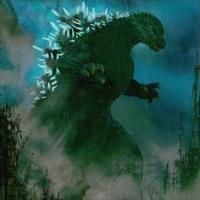 Godzilla 2014 (NEW Software Cover)