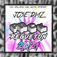 Pack Reguetón 2021 - Dj Jose Diaz (50 TRACKS)