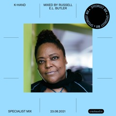 K-Hand – Mixed by Russell E.L. Butler