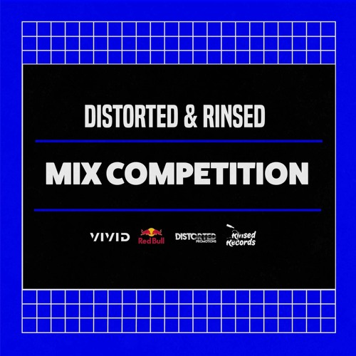 SUUNE's Distorted + Rinsed Mix Competition Entry