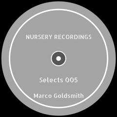 NRS 005 - Marco Goldsmith