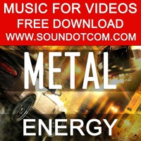 Background Royalty Free Music for Youtube Videos Vlog | Modern Metal Hard Heavy Powerful Extreme