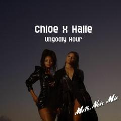 Ungodly Hour (Mxtr. Noir Mix) Raw Draft