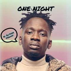 ONE NIGHT | Mr Eazi Type Beat