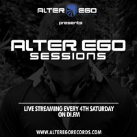 Alter Ego Sessions Episode 154 - Feb 2021 - Mixed By Luigi Palagano
