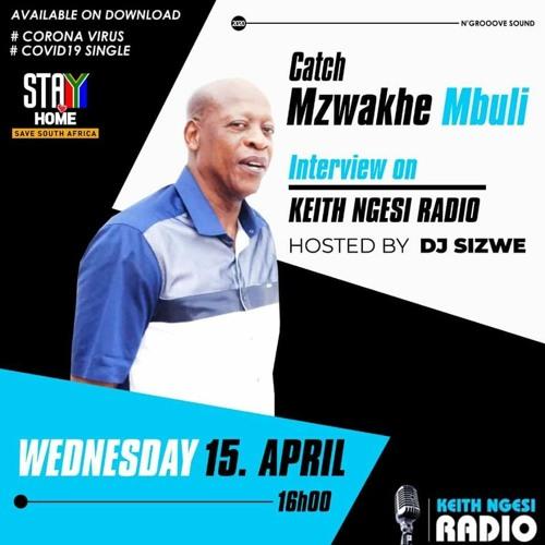 DjSizwe Talk To Mzwakhe Mbuli  #Covid - 19
